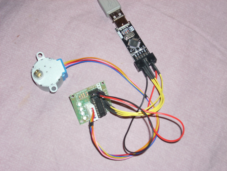 Usbasp arduino stepper controller slack world